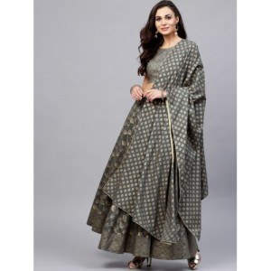 9e119e1d5a Buy latest Women's Lehengas from AKS On Myntra online in India - Top ...
