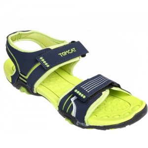 Tomcat Men Green Sports Sandals