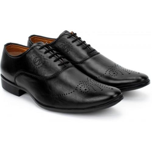 Buwch Black Formal Shoe For Men