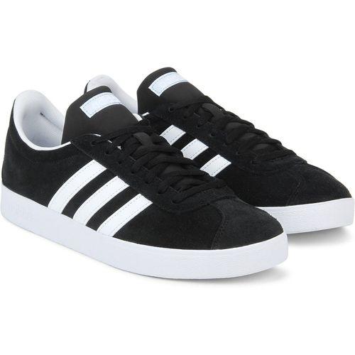 f48c139aaea2b Buy ADIDAS VL COURT 2.0 Running Shoes For Women(Black
