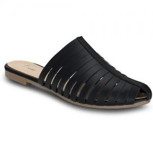 Kielz Women Black Flats