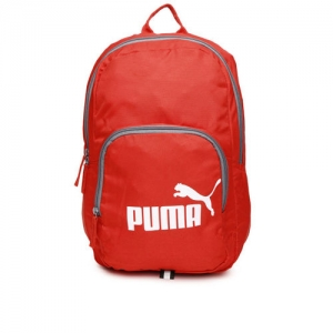 Puma Phase 21 L Laptop Backpack(Red)