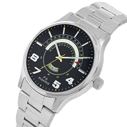 Maxima MAXIMA Analog Black Dial Men's Watch-O-51962CMGI