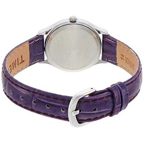 Timex Analog Silver Dial Women's Watch-TW00ZR268E