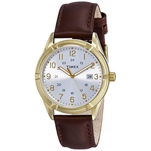 Timex Analog White Dial Men's Watch-TW2P76600