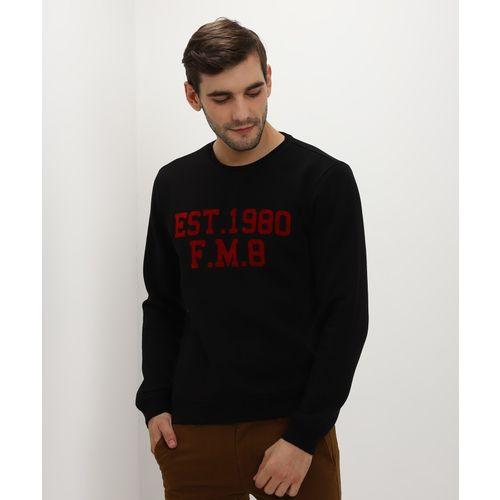 c4e584c8bc892 Buy Flying Machine Full Sleeve Printed Men Sweatshirt online | Looksgud.in