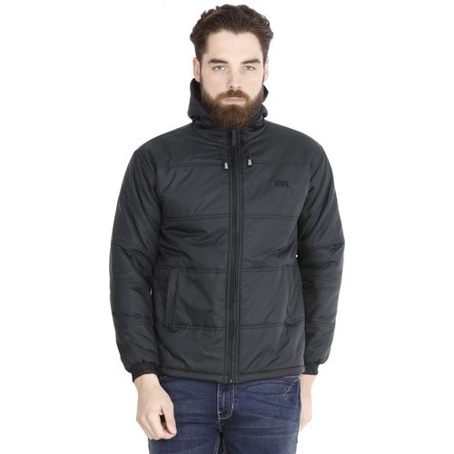 Rope Full Sleeve Solid Men Jacket