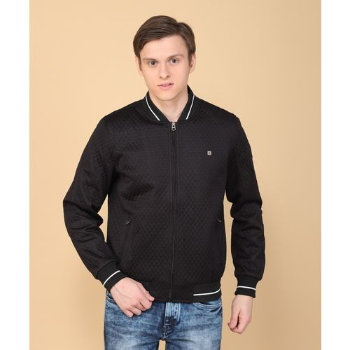 eb8490a9741 Buy LP Louis Philippe Full Sleeve Solid Men s Jacket online ...