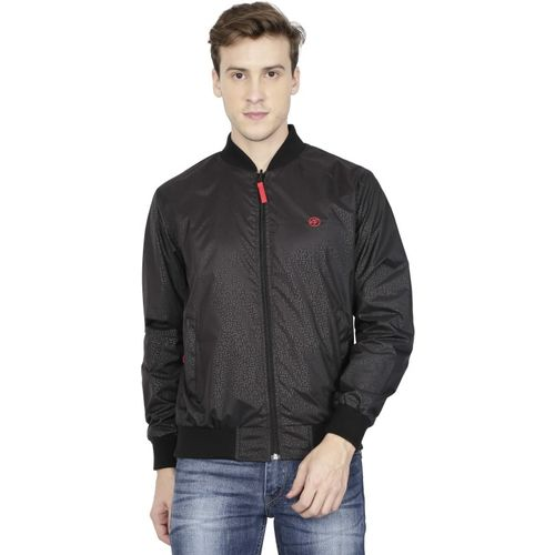 Forest Club Full Sleeve Solid Men's Jacket