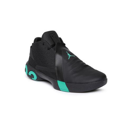 6506df1ab Buy Nike Men Black Jordan Ultra Fly 3 Mid-Top Basketball Shoes ...