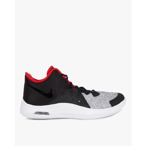 495d5d2c1f8bc ... Nike Unisex Black Air Versitile III Mid-Top Basketball Shoes ...