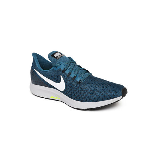 ef40041eb3d Buy Nike Men Blue AIR ZOOM PEGASUS 35 Running Shoes online