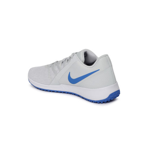 Nike VARSITY COMPETE TRAINER Training & Gym Shoes For Men(Blue, Grey)
