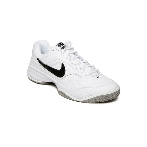aa23b69efcfa9 Buy Nike Men White COURT LITE Tennis Shoes online | Looksgud.in
