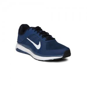 Nike DART 12 MSL Running Shoes For Men(Blue, White)