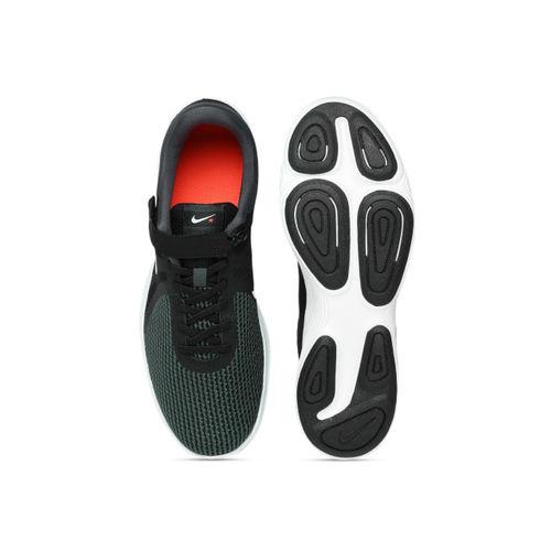 Nike REVOLUTION 3 Running Shoes For Men(Black)