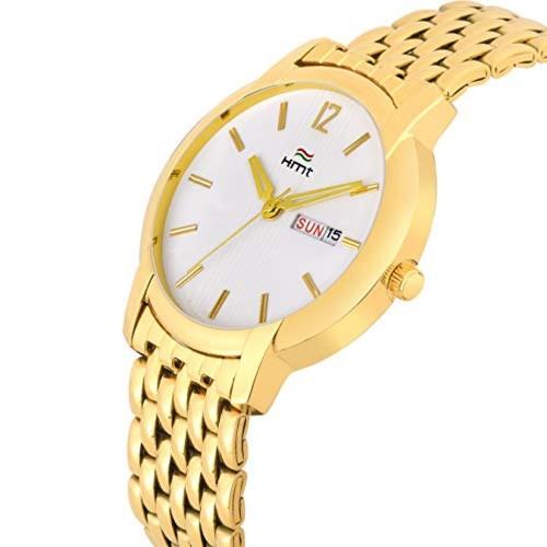 HEMT HM-GR250-WHT-GLD Watch - For Men
