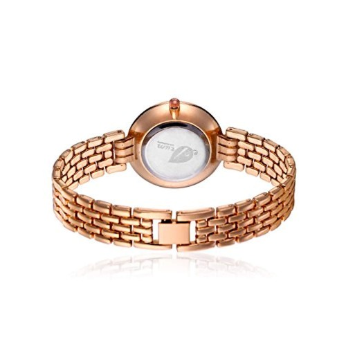 ARUM Golden Round  Watch for Women