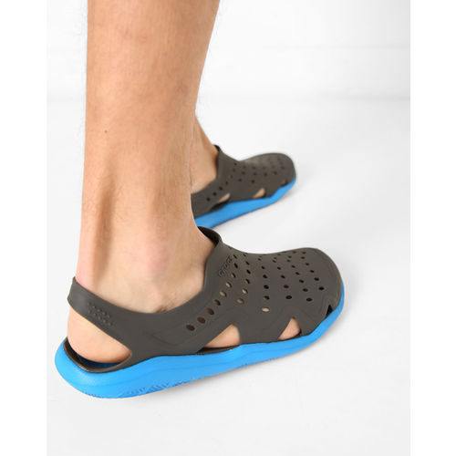 b7f8b360fec3 Buy CROCS Swiftwater Wave Clogs with Slingback online