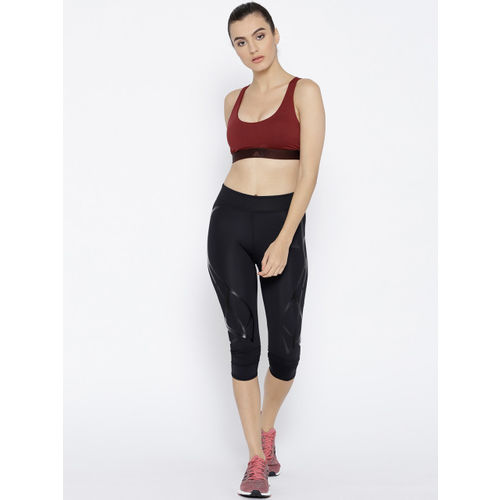 237690846091b Buy Adidas Women Maroon All ME VLA Training Bra online