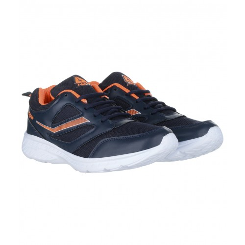 877e992118 Lancer Navy Orange Shoes; Lancer Navy Orange Shoes ...