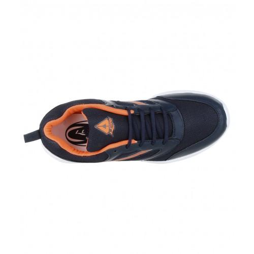 Lancer Navy Orange Shoes