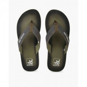 WOODLAND Ombre-Dyed Thong-Style Flip-Flops
