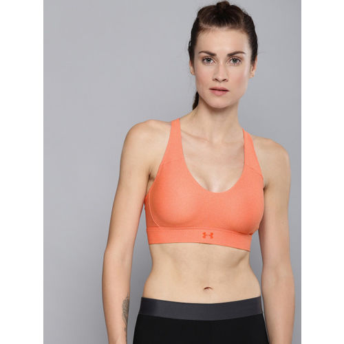 758eb88b002ac Buy UNDER ARMOUR Vanish Mid Heathered Sports Bra 1311814-847 online ...