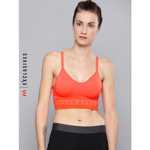 e30ea3c370b03 Buy UNDER ARMOUR Seamless Longline Sports Bra online