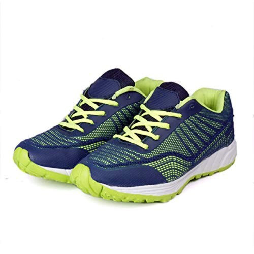 Bacca Bucci Blue Running Shoes for Men