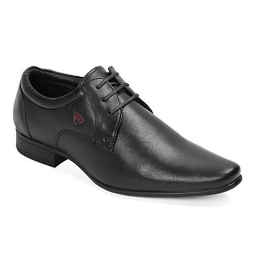 Red Chief Men's Black Formal Shoes - 10 UK/India (44 EU)(RC3537 001)