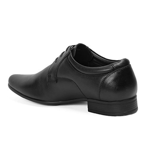 890a029204a Buy Red Chief Men s Black Formal Shoes - 10 UK India (44 EU)(RC3537 ...