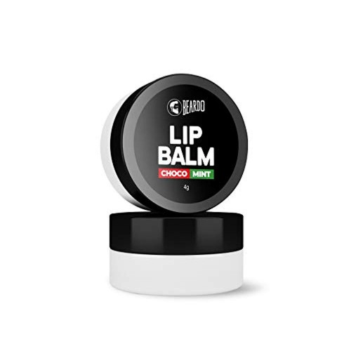 Beardo Choco Mint Lip Balm For Men, 4g
