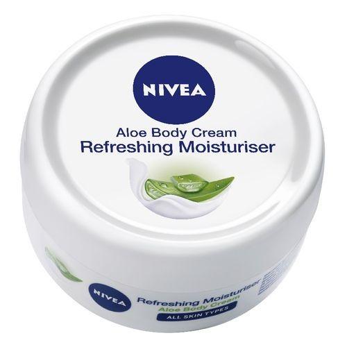 Nivea Aloe Body Cream Refreshing Moisturiser
