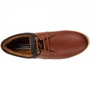 Chamois Men's Waxy Tan Casual Shoes