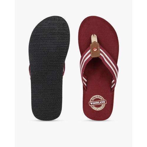 WOODLAND Thong-Style Flip-Flops