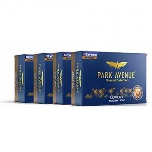 Park Avenue Soap, Luxury, 125g (Buy 3 Get 1 Free)