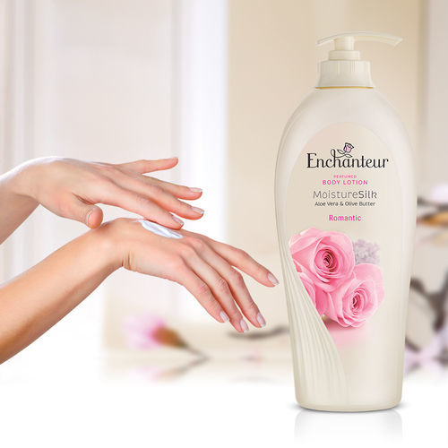 Enchanteur Romantic Hand and Body Lotion for Women