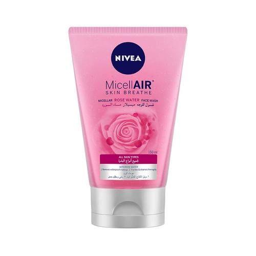 Nivea Skin Breathe Micellar Rose Water Face Wash