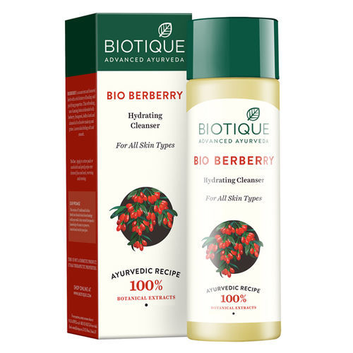 Biotique Bio Berberry Hydrating Cleanser