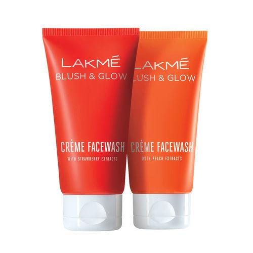 Lakme Peach Creme Face Wash