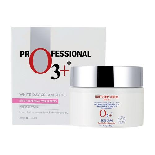 O3+ White Day Cream SPF 15
