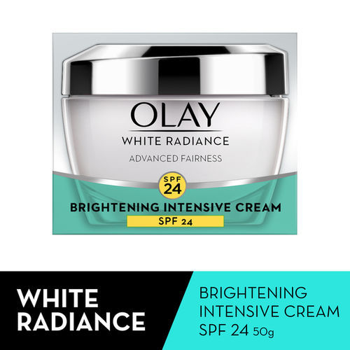 Olay White Radiance Brightening Intensive Day Cream SPF24 UVA Moisturiser