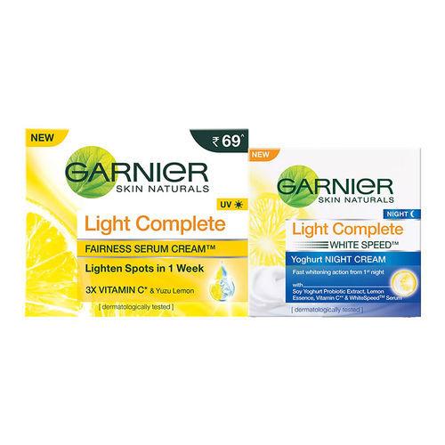 Garnier Light Complete Combo 1