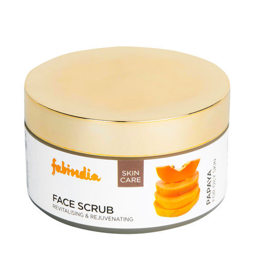 Fabindia Papaya Face Scrub
