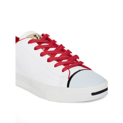 Doc Martin Men White Sneakers