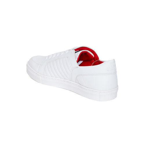 Buy DOC Martin White Python Sneakers online | Looksgud in