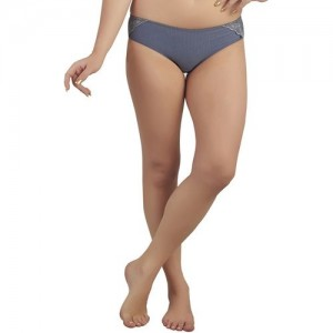 Soie Classic Women's Hipster Grey Panty(Pack of 1)