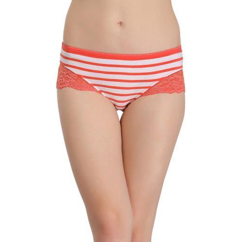 Clovia Women Bikini Orange Panty(Pack of 1)