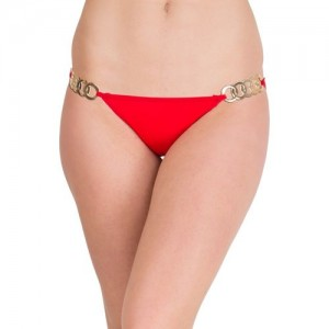 Madaam Women Hipster Red Panty(Pack of 1)